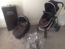 iCandy Strawberry Pram and Bassinet and accessories Cottesloe Cottesloe Area Preview