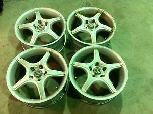 "Advanti 16"" Alloy Mag Rims To Fit Holden Vectra Moe Latrobe Valley Preview"