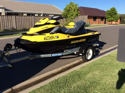 Sea Doo Jet Ski RXT 260 iS Supercharged Thornton Maitland Area Preview