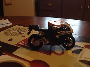 Selling a toy motorcycle