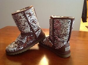 Awesome Limited Edition Sparkly Sequinned Uggs