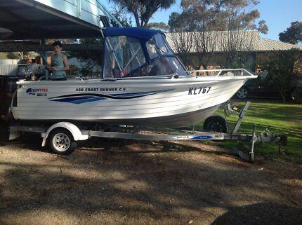 Quintrex Millennium Maxi Trans2 boat Pakenham Cardinia Area Preview