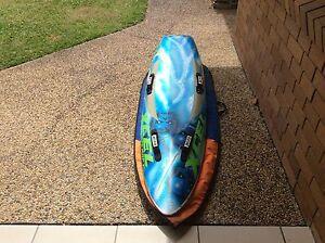 Blue nipper racing board mal Palm Beach Gold Coast South Preview