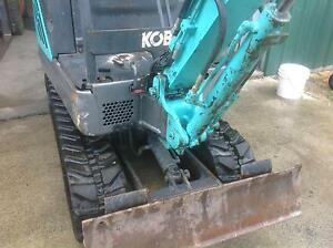 Excavator Kobelco. Ipswich Ipswich City Preview