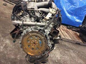 Nissan Pathfinder 2000-2003 3.5L engine VQ35DE available AWD