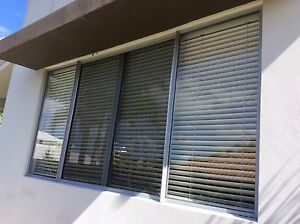 Aluminium window and blind Peregian Beach Noosa Area Preview