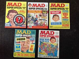 MAD MAGAZINE SUPER SPECIAL