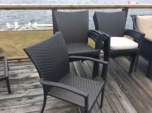 Full Sedona patio set - excellent condition