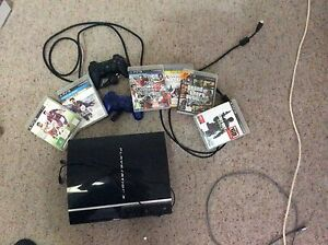 PS3+6games ,2 controllers , hdmi cable Randwick Eastern Suburbs Preview