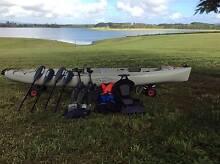 Hobie Mirage Oasis Tandem Seat Peddle Kayak Yungaburra Tablelands Preview