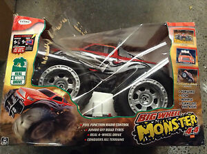 Remote control monster truck Scoresby Knox Area Preview