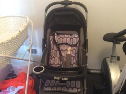 Pram love and care rrp $200 Clarkson Wanneroo Area Preview