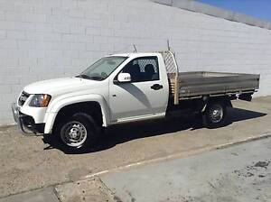 2009 Holden Colorado RC ALLOY TRUNDLE TRAY 5 SPEED JAN-REGO  Ute Kirrawee Sutherland Area Preview