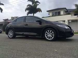 2015 Honda Civic Hatchback CURRENT SHAPE!! Southport Gold Coast City Preview