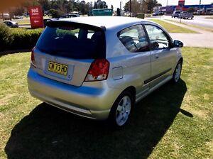 2007 Holden Barina TK 4Cyl Auto Hatch Low KM's 3 months Rego