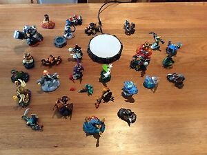 Sky landers game and accessories Bedford Bayswater Area Preview