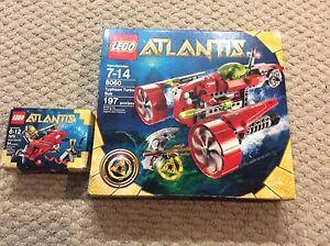 Lego Atlantis Sets