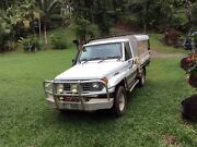 Landcruiser ute 75 Series '91 Model Daintree Cairns Surrounds Preview
