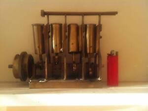 Very large Brass steam engine. Cowandilla West Torrens Area Preview