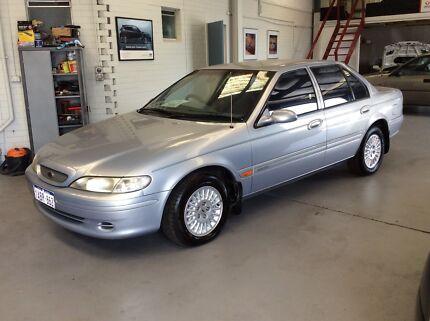1996 Ford Fairmont Sedan