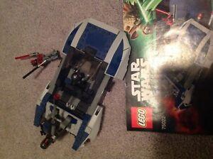 Lego Star Wars Mandalorian Speeder 75002