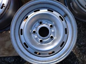 "Used 16"" x7""  Dodge truck steel rally rims. $100. OBO."