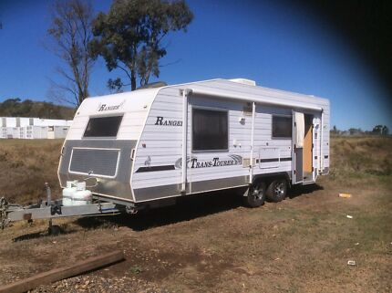 ranger rv manufacturing trans tourer Toowoomba 4350 Toowoomba City Preview