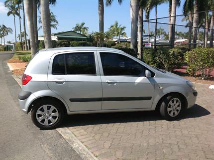 2011 hyundai getz 5 door automatic low kms
