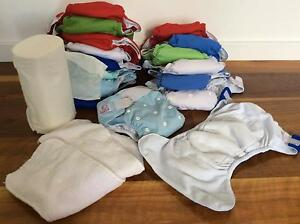 Reusable happy babe nappies Mount Gravatt Brisbane South East Preview