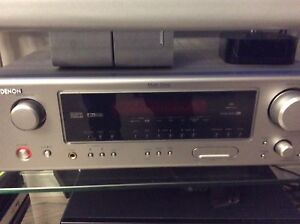 Amplificateur et receiver Denon  surround receiver avr 686