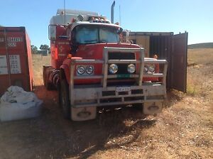 Mack truck and trailers for sale Geraldton Geraldton City Preview