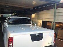 4wd Navara King cab ute hard lid & roll bar Whyalla Whyalla Area Preview