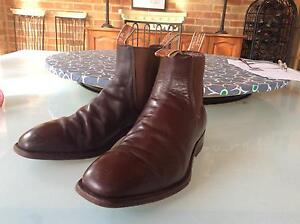 RM Williams boots brown size 7 1/2 H Joondalup Joondalup Area Preview