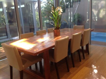 Custom Made Oregon Dining Table