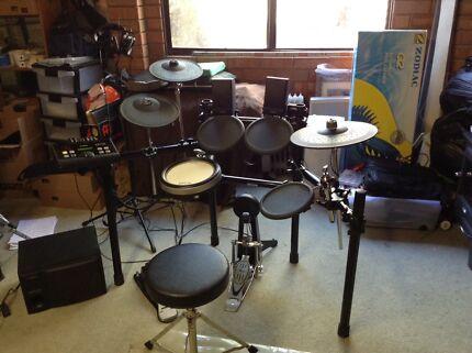 Yamaha DTX500 Electric Drum Kit