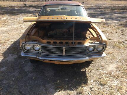 Rare Chrysler centura 7/75  2.0 ltr 4 speed