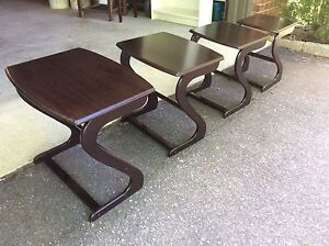 4 nested tables/4 tables gigognes