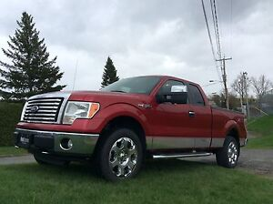 2010 FORD F150 XLT-XTR SUPERCAB 4X4