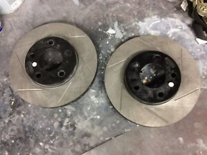 """Fox mustang 8.8"""" rear drums and SN 95 front disks"""