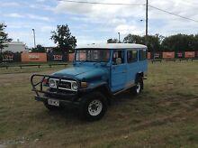 1980 Toyota LandCruiser Hj45 Diesel Nundah Brisbane North East Preview
