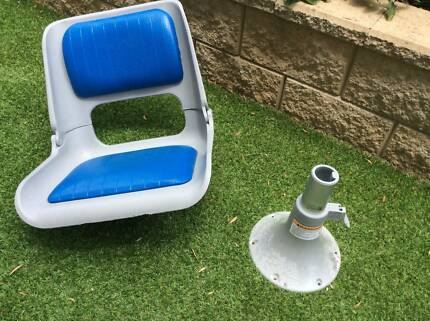 Boat Seat and Swivel Pedestal