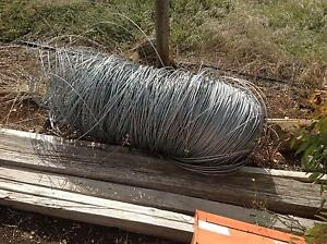 Fence wire galvanised  x3 Bacchus Marsh Moorabool Area Preview