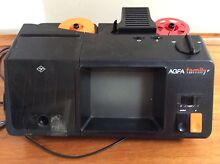 Rare - Vintage AGFA Family Movie Reel Player (Needs new globe!) Willetton Canning Area Preview