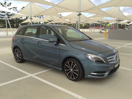 2012 Mercedes-Benz B200 Hatchback Robina Gold Coast South Preview