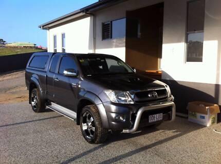 2009 Toyota Hilux SR5