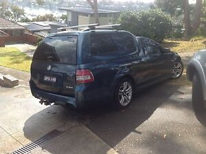 2010 Holden Commodore Ute Caringbah Sutherland Area Preview