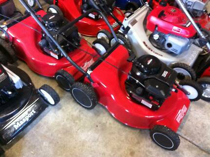 Lawn mower sales, service and repair. Victa Rover Masport Honda