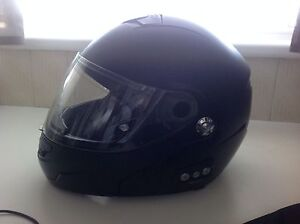 Nolon classic n-com flip face motorbike helmet - size small North Beach Stirling Area Preview