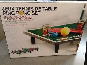 Jeux ping pong shooters