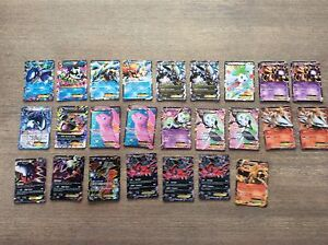 POKEMON CARDS EX